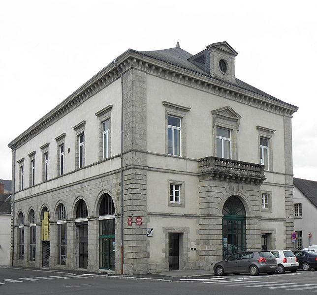 Halles-Théâtre de Pontivy (56).