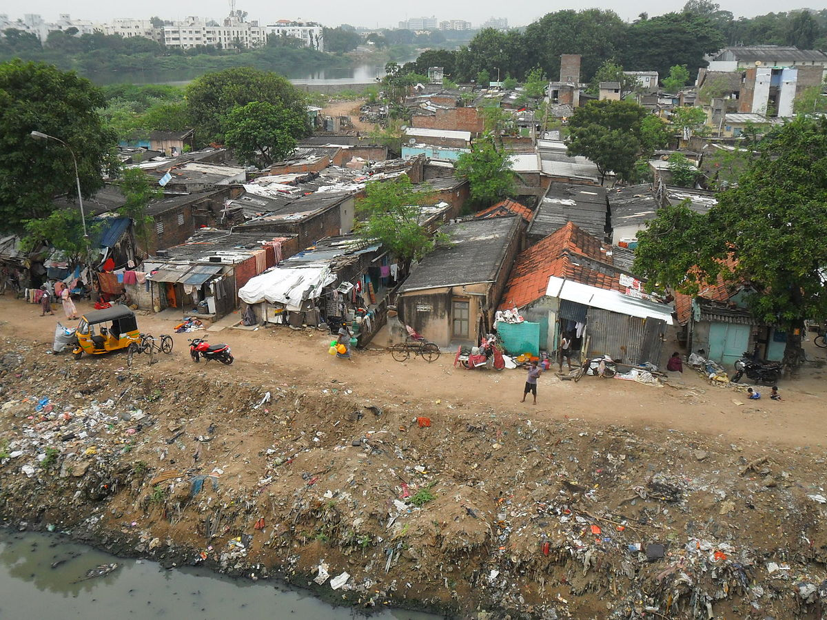 slums in chennai