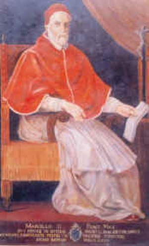 Pope Marcellus II - Pope Marcellus II