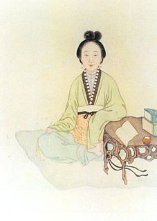 Eight Beauties of Qinhuai