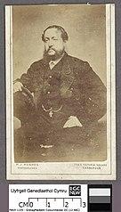Sir Love Jones Parry Bart. (of Castell Madryn, Pwllheli)