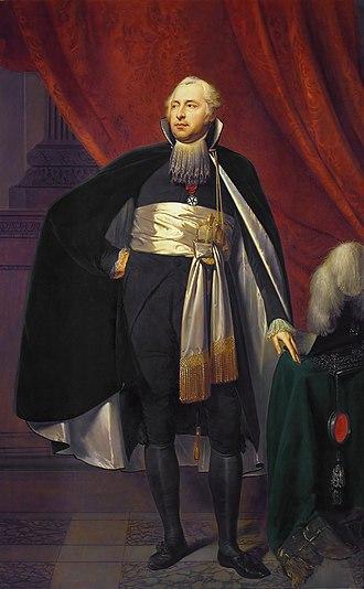 Rutger Jan Schimmelpenninck - Schimmelpenninck around 1805.