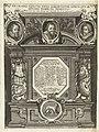Portretten van Maurits, Filips Willem en Frederik Hendrik, prinsen van Oranje Portretten van Romeinse keizers (serietitel), RP-P-1883-A-7579.jpg