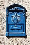 Post Box in San Marino – Pašto dėžutė San Marinoje.jpg