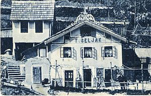 Postcard of Klavže 1905.jpg