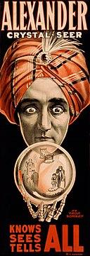 Poster of Alexander Crystal Seer