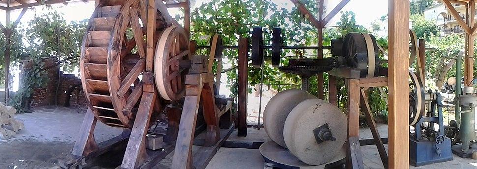 Postrojenje za maslinovo ulje