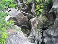 Pot holes made by Sendai fall (Niagra fall) - panoramio.jpg