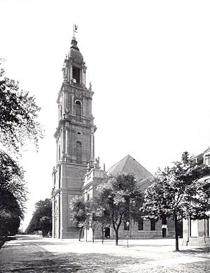 Garrison Church (Potsdam) - Garrison Church Potsdam, 1900