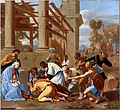Poussin, Nicolas - The Adoration of the Magi - Google Art Project.jpg