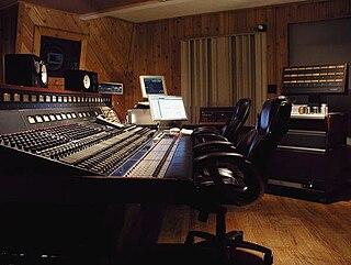 Prairie Sun Recording Studios