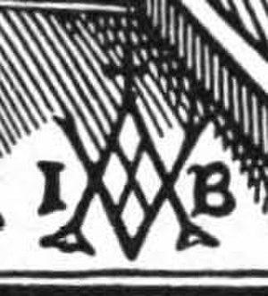 Jodocus Badius - Image: Prelum Ascensianum monogram free