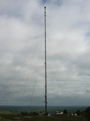 Preseli transmitting station - Image: Preseli TV Transmitter geograph.org.uk 310144