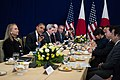President Obama and Secretary Clinton Meet Japan's Prime Minister Noda (8201752413).jpg