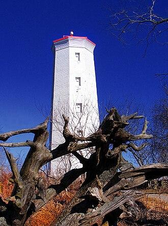Presqu'ile Provincial Park - Presqui'le Lighthouse