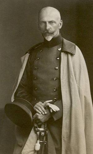 Prince Friedrich of Saxe-Meiningen