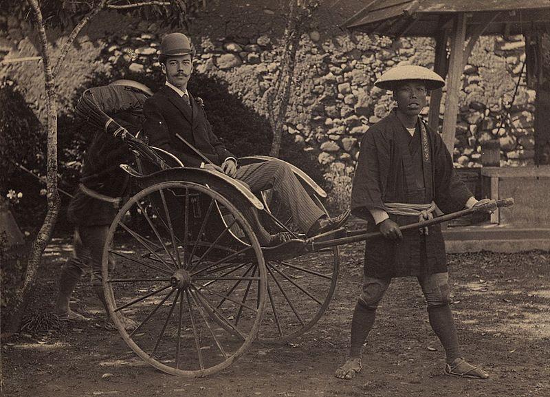 Fichier:Prince Nicolas at Nagasaki.jpg