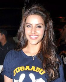 Priya Anand at 'Fukrey' Jugaadu event (cropped).jpg