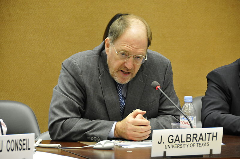 Fichier:Professor James Galbraith, University of Texas (8008828507).jpg