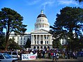 Prop 8 Protest Nov 9 2008 1.jpg