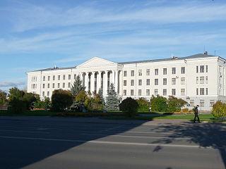 Pskov State University Russian university
