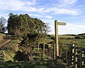 Public Bridleway Sign - geograph.org.uk - 322675.jpg