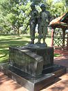 Public art - Vietnam memorial pavilion, Kings Park Perth.jpg