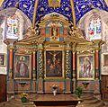 Puycelsi - Église Saint-Corneille - Autel.jpg
