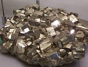 Biogeology - Pyrite