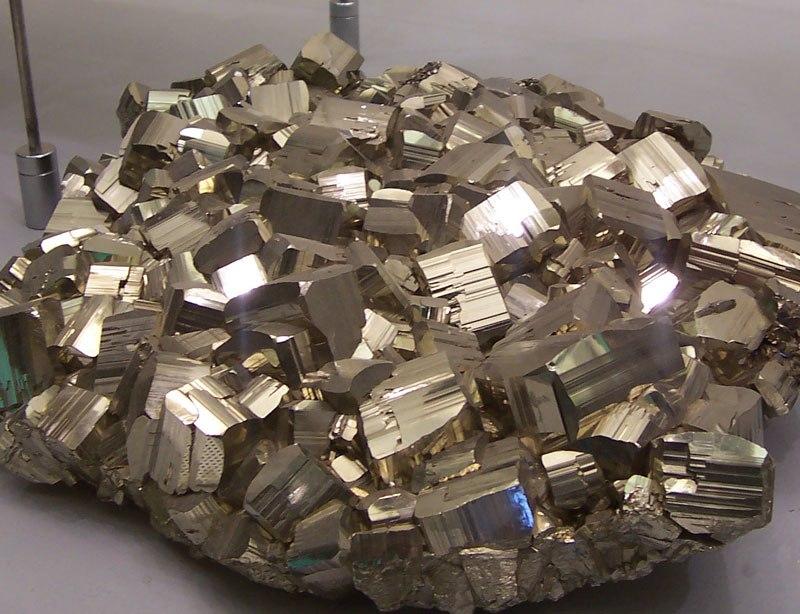 Pyrite foolsgold