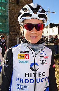 Miriam Bjørnsrud Norwegian cyclist