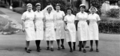 Queensland State Archives 2879 Brisbane General Hospital and Womens Hospital Nursing staff 1946.png