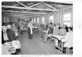 Queensland State Archives 4466 Eventide Home Sandgate mess hall 1952.png