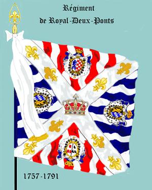 Royal Deux-Ponts Regiment - Image: Rég de Roy Deux Ponts