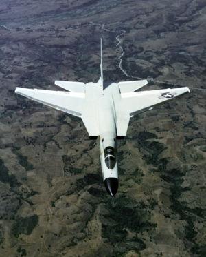 North American A-5 Vigilante - An RA-5C Vigilante