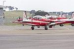 RAAF (A23-063) Pilatus PC-9A taxiing at Wagga Wagga Airport.jpg