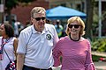 RI Governor Daniel McKee and wife Susal McKee at the 2021 Bristol Fourth of July Parade.jpg