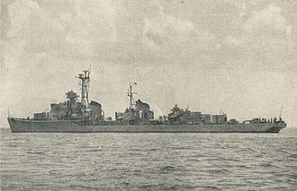 Indonesian Navy - KRI Siliwangi