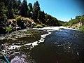 Rafting the Klamath River Caldera (Class IV+, Mile 5.3) (29608159196).jpg