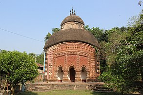 Raghunandan temple of Parul, Arambagh PS, Dist- Hooghly (56).jpg