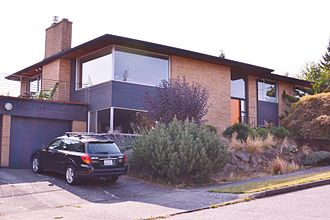 Rainier Beach, Seattle - Rainier Beach Mid-Century Home
