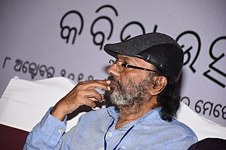Rajendra Kishore Panda Indian poet
