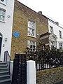 Ralph Steadman plaque - 103 New King's Road Fulham, London SW6 4SJ.jpg