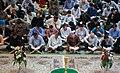 Ramadan 1439 AH, Qur'an reading at Fatima Masumeh Shrine, Qom - 17 May 2018 23.jpg