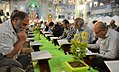 Ramadan 1439 AH, Qur'an reading at Shah Abdul Azim Mosque - 30 May 2018 07.jpg