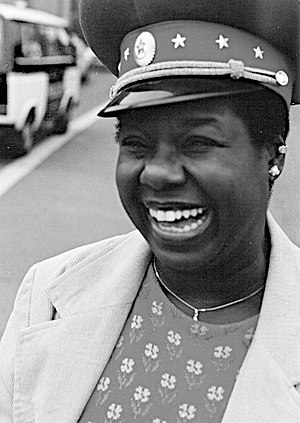 Randy Crawford - Image: Randy Crawford by Stuart Mentiply 2