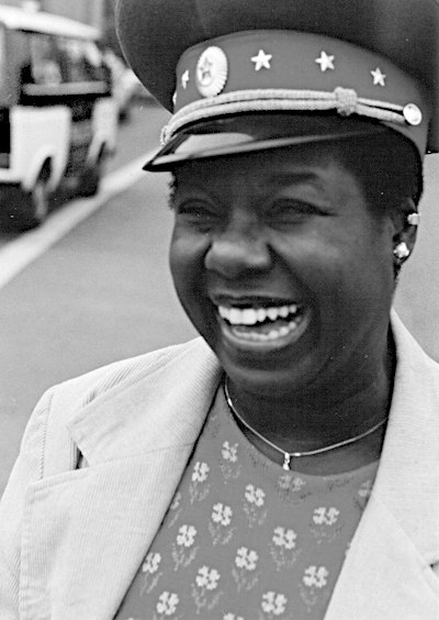 Picture of a band or musician: Randy Crawford