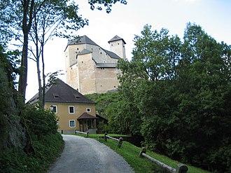 Rappottenstein - Image: Rappottenstein Castle