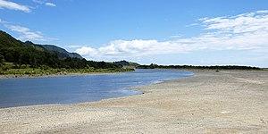 Raukokore River - Raukokore River, Gisborne District