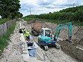Rebuilding the Wendover Arm at Drayton Beauchamp - geograph.org.uk - 1477237.jpg